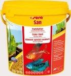 Sera 00290 San 10L- 2kg płatki pokarm wybarwiajacy