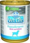 Vet Life Dog 2802 Natural Diet 300g Hypoaler Duck