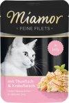 Miamor 74075 Feline Filets Tuńczyk+raki 100g sasz