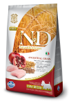 ND Dog LG 1984 Adult Mini 2,5kg Chicken&Pomegra