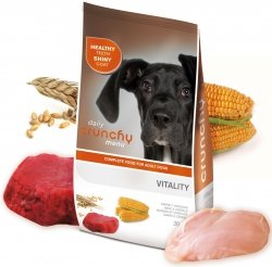 Crunchy Dog Adult 20kg Menu Vitality Energy