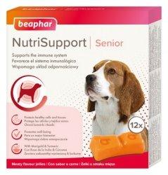 Beaphar 17334 NutriSupport Dog Senior 12szt żelki