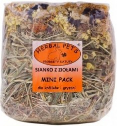 Herbal Pets 4456 Sianko z ziołami MINI PACK 300g