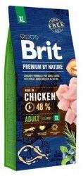 Brit Premium By Nature XL Adult 15kg