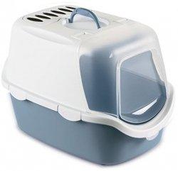 Toaleta 98649 CATHY Easy Clean z filtrem niebieski