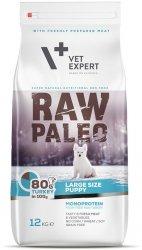 Raw Paleo Vet 1880 Puppy Large Turkey 12kg