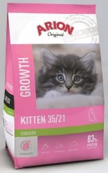 Arion 8520 Cat Original Kitten Chicken 2kg