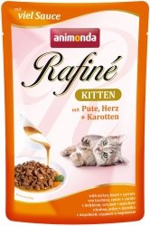 Animonda 83785 Rafine Kitten Ind Serca March 100g