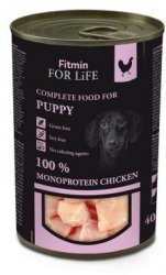 Fitmin Dog 400g for Life konserwa puppy kurczak