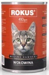 Rokus Cat 410g Wołowina