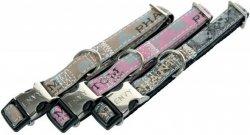 ZOLUX 466240RS Obroża Envy Phantom 10mm różowa*