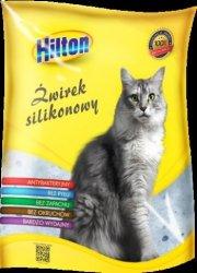 Hilton 007-00 żwirek silikonowy 3,8l dla kotów