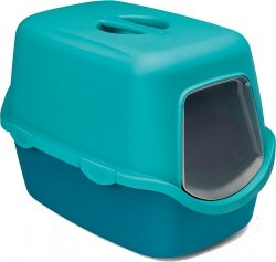 Toaleta 98650 CATHY bez filtra kol turkusowy