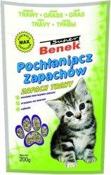 Benek 2870 Pochłaniacz zapachów -Zapach Trawy 200g