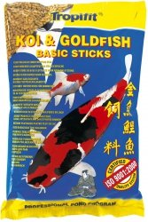 Trop. Pond 40374 Koi&Goldfish Basic stick 1l wor