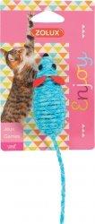 ZOLUX 580711 Zabawka dla kota mysz elastyczna