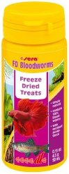 Sera 01130 Przysmak FD Bloodworms 50ml
