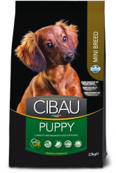 Cibau Dog 0863 Puppy Medium 800g