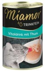 Miamor 74362 VitalDrink z tuńczykiem 135ml