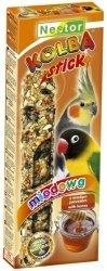 Nestor 0011 Kolba Papuga Średnia Miodowa