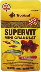 Trop. 61421 Supervit Mini Granulat 10g - torebki