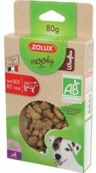 Zolux 482183 MOOKY BIO Woofies wołowina 80g