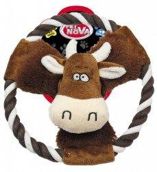 Pet Nova 1383 Krowa pluszowa na sznurze 20cm