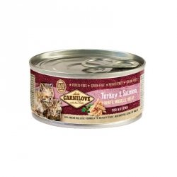 Carnilove Cat 8950 100g Kitten Turkey Salmon
