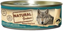 NGP+ 99400150 Natural Dog 156g Tuńczyk Sardynk