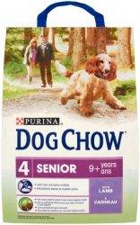 Purina Dog Chow 2,5kg Senior z jagnięciną