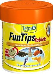 Tetra 111172 FunTips Tablets 75 tab.