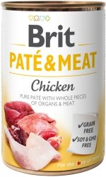 Brit Care Pate&Meat Chicken 400g
