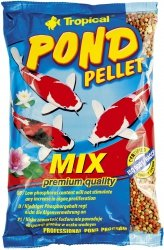 Trop. Pond 41104 Pellet Mix 1l wor