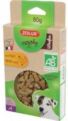 Zolux 482182 MOOKY BIO Woofies kurczak 80g