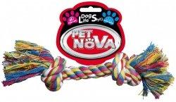 Pet Nova 2793 Zabawka sznur 2KNOT 17cm