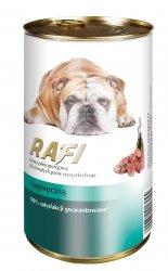 Rafi 1431 puszka 800g z jagniecina dla psa