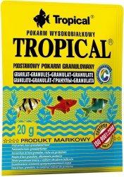 Trop. 61481 Tropical Granulat 20g - torebki