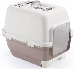 Toaleta 98707 CATHY Clever&smart z filtrem róż