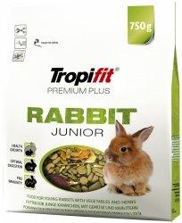 Trop. 50432 Tropifit Rabbit Junior Prem Plus 750g