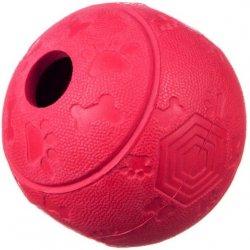 Barry King 15301 piłka przysm labirynt 8cm czerwon