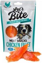 Brit Lets Bite Snacks Chicken Fillet 80g