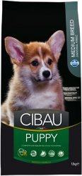 Cibau Dog 1020 Puppy Medium 12kg