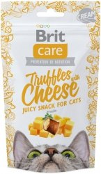 Brit Care Cat Snack Truffles Cheese 50g