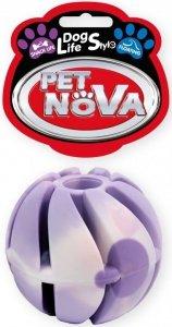 Pet Nova 0775 Piłka na przysmaki multikolor 5cm