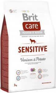 Brit Care N Sensitive Venison & Potato 3kg