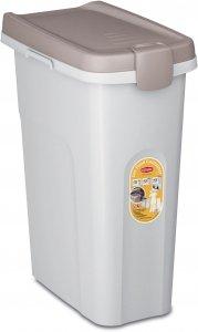 Zolux 98451 Pojemnik na żywność 25L 39x24x51 braz