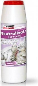 Benek 0425 Neutralizator zapachów odkażacz Lawenda