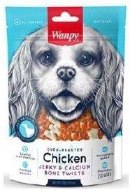 Wanpy 0353 Kostki z wapnem owinięte Kurczak 100g