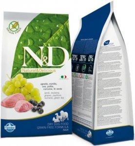 ND Dog NG 1816 Adult Mini 2,5kg Lamb&Blueberry