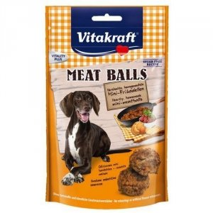 Vitakraft 0002 Meat Balls 80g przysmak dla psa